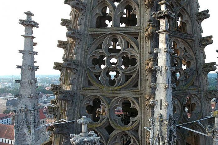 Vorschau Wartungsflug Regensburger Dom