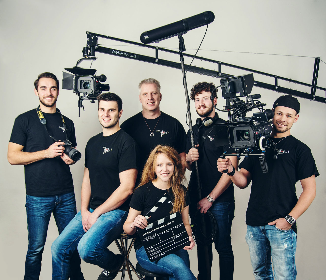 Ein Foto des Video roxx ! Filmteams